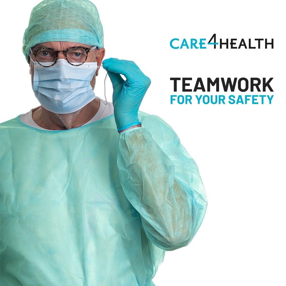 branding, website en fotografie voor ETT Care4Health